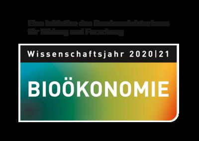 Wissenschaftsjahr 2020/21 Bioökonomie
