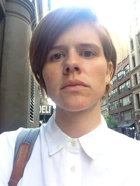 Katherine Brewer Ball lebt in Brooklyn. Foto: Selfie