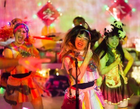 30  Miss Revolutionary Idol Berserker  Foto  Cyclone  A Web