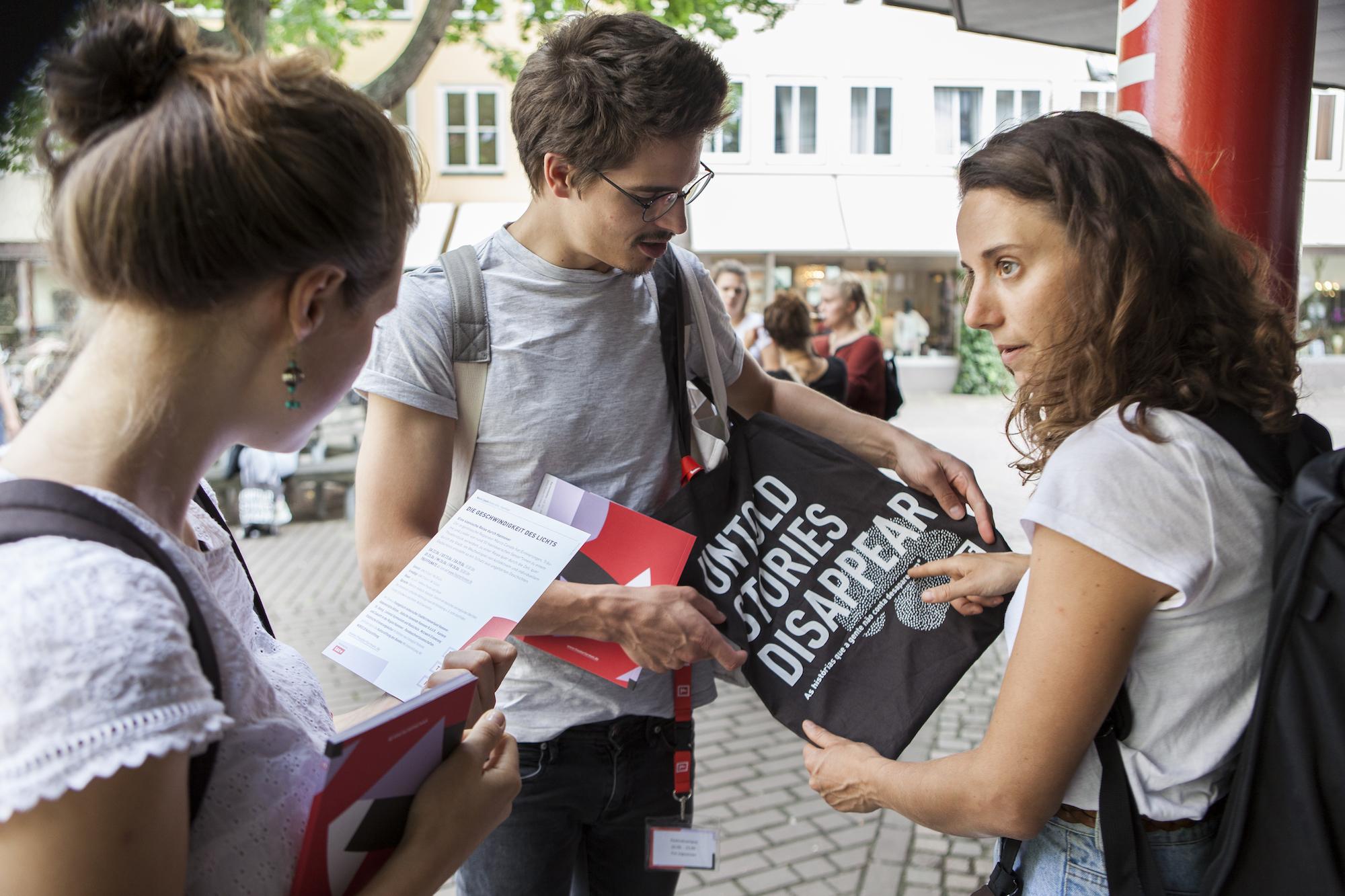 Festivalcampus Theaterformen 01 Foto Lukas Kreibig