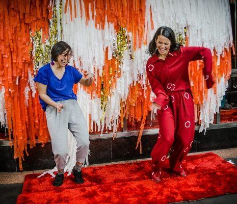 A Call To Dance Kachel Quer