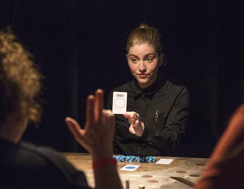 Charlotte De Bruyne In '£¥€' C Thomas Dhanens
